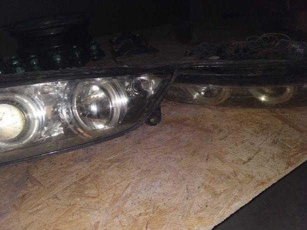 Lampy przednie opel Vectra komplet