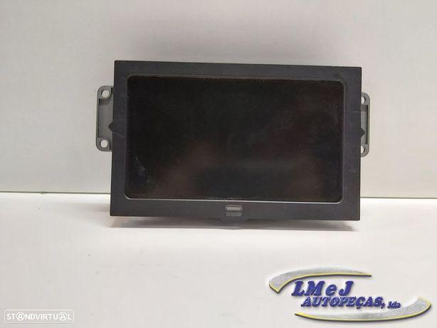 Display com GPS Peugeot 207 CC 2008 (WD_) Usado