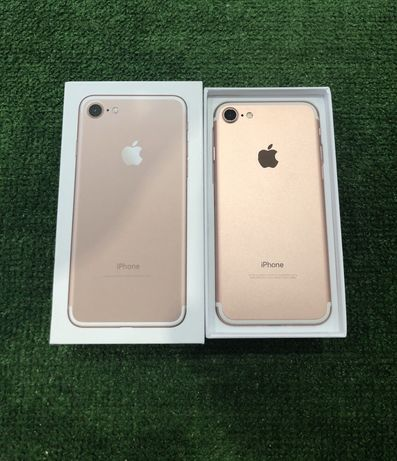 iPhone 7 32 rose gold Neverlock Гарантия 3 мес Идеал Оригинал