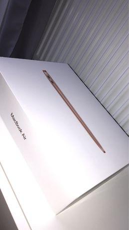 Macbook Air 13.3 różowy złoty