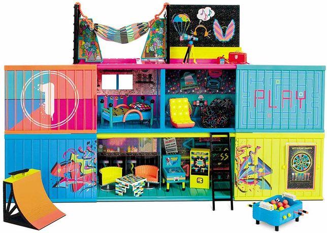 Клубный Дом для кукол ЛОЛ Ремикс LOL Surprise Remix Clubhouse 569404