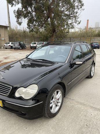 Mercedes C220  Avantgarde