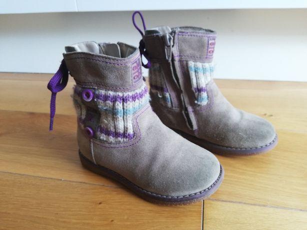 Geox Morgana r 24 buty dziecięce Jesienne