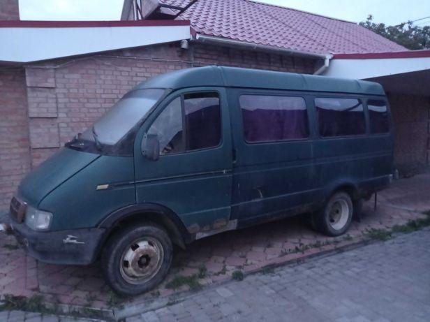 Продам ГАЗель пас 1998 г