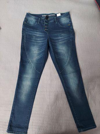 Spodnie jeansowe dżinsowa duże jak nowe Bonprix ki