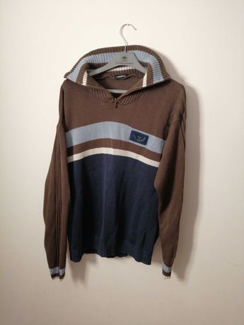 Sweter ze stójką Lerros - wyprzedaż garderoby