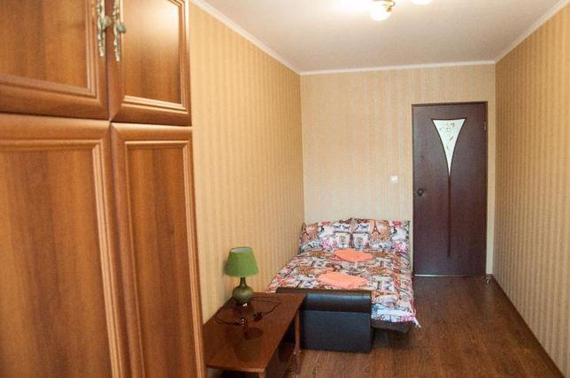 3-кімнатна квартира подобово в центрі міста (проспект Свободи, 39)