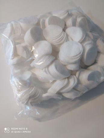 Waciki płatki kosmetyczne 250 sztuk