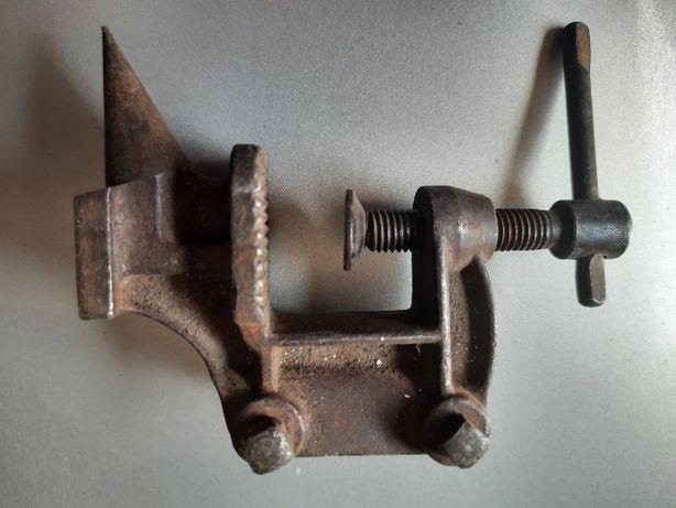 Настольная наковальня для мелких слесарных и ювелирных работ