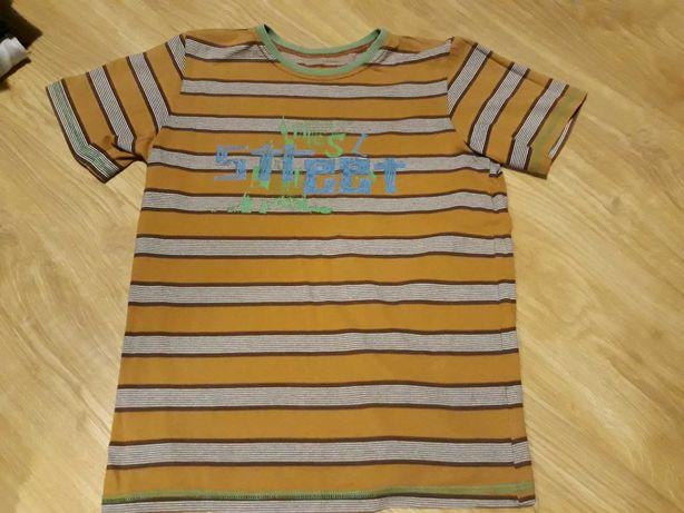 Koszulki chłopięce t-shirt 152