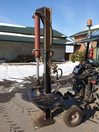 łuparka hydrauliczna do drewna