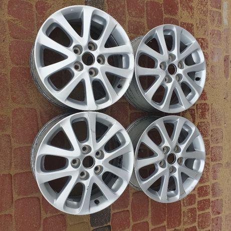 Felgi aluminiowe 16cali 5x114,3 ET 52,5 Mazda 3,5 i 6