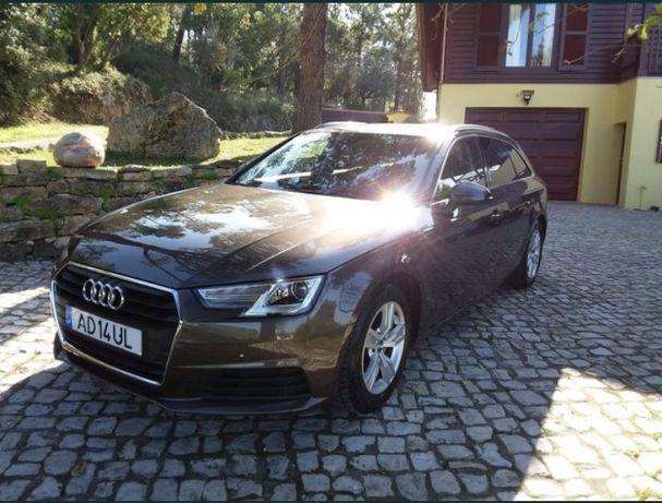 Audi a4 avant ultra