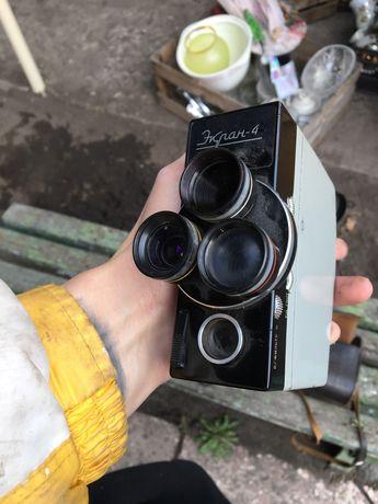 Кинокамера «Экран-4»