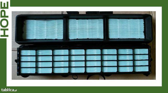 filtr kabinowy kabiny powietrza JOHN DEERE AL177184 AL177185