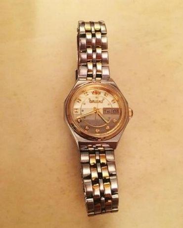 Водонепроницаемые наручные часы Orient, Оригинал с автоподзаводом