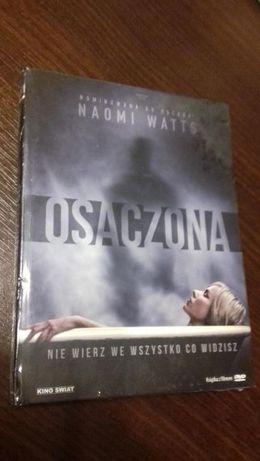 Film dvd OSACZONA/Thriller Nowy