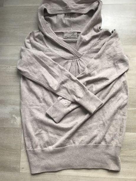 Sweter z kaszmirem Deha