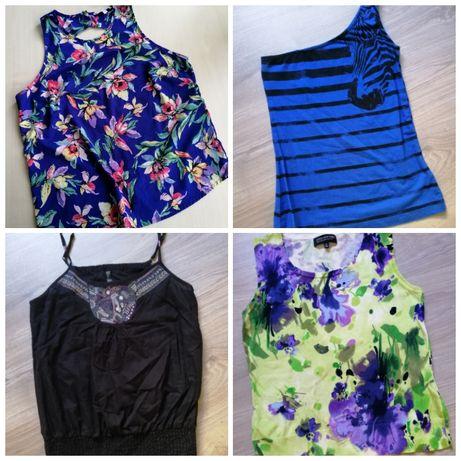 Цена за все: блуза, топ, майка, р.36,38, S, M