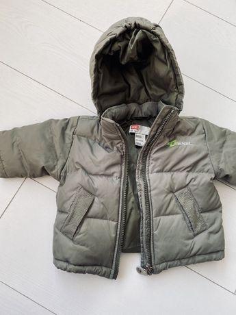 Демисезонная куртка diesel оригинал