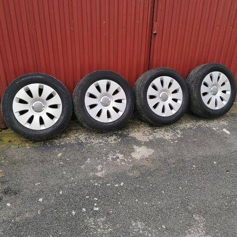 Alufelgi Koła,opony Audi 16 !!! Lato