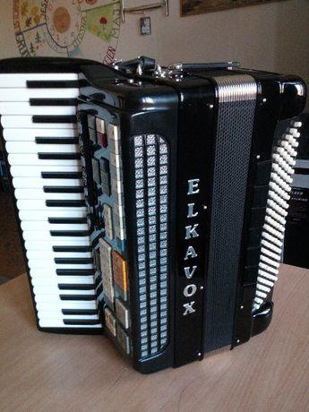 Akordeon 120 ELKAVOX F3