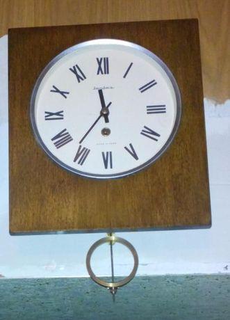 """Настенные часы """"Янтарь"""""""
