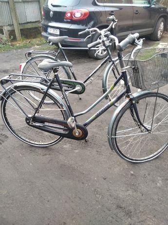 rower męski damka gazelle Rocca Impala możliwość wysyłki