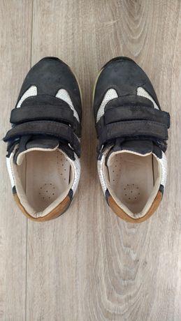 Кроссовки, туфли, мокасины, кеди TopiTop кожанные 17 см