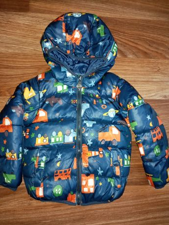 Продам куртку зимнюю-еврозима на мальчика