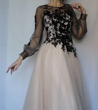 Вечернее платье на выпускной вечер, свадьбу и другие праздники
