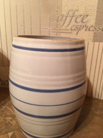 Продам бочонок керамический
