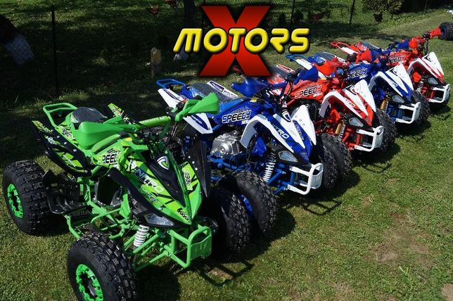 Nowy Nitro Motros Speedy Quad ATV 125 cc Skrzynia 3+1 XMotros.pl