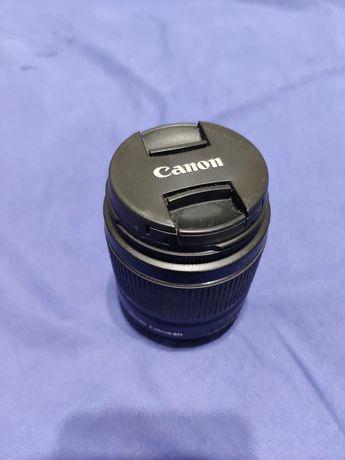 Objetiva  Canon 18-55mm