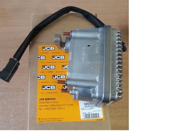 Sterownik turbo JCB 320/A6064