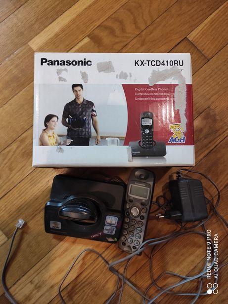 Продаю Panasonic в рабочем состоянии, весь комплект, с акк