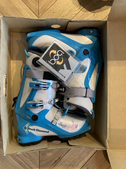 Nowe buty skitourowe Black Diamond damskie Wrocław - image 1