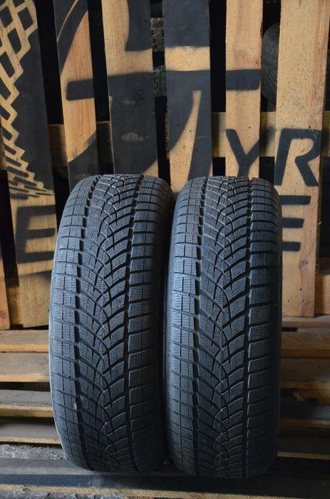 Резина зимова 245 55 r19 Good Year шини колеса шины зимние Львов - изображение 1