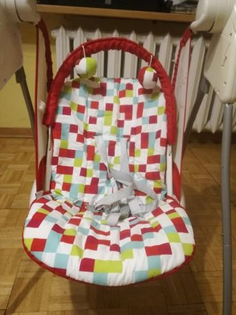 Huśtawka elektryczna Graco Baby Delight