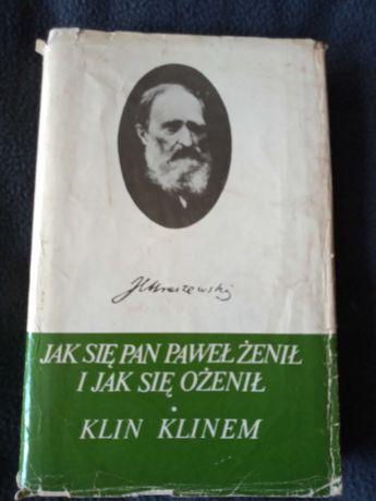 Książka literatura.