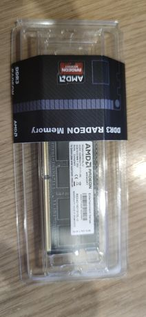 AMD SODIMM DDR3L-1600 4096MB PC3-12800 R5 Entertainment Series