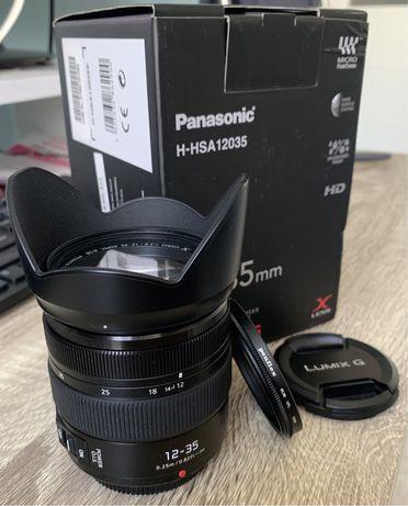 Obiektyw Panasonic LUMIX G X VARIO 12-35 mm f/2.8 II ASPH. POWER O.I.S
