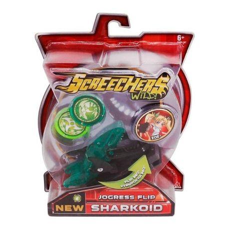 Машинка-Трансформер Screechers Wild S2 L1 Шаркоид EU684204