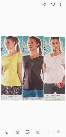 Продам футболки для спорта марка crivit цвета и размеры уточняйте