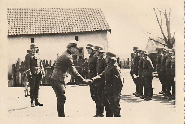Stare zdjęcia 1939 Wehrmacht Mazury Dmusy