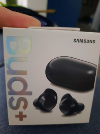 Słuchawki Samsung Galaxy Buds+ nowe nie otwierane