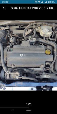 Silnik Honda VII 1.7 CTDI