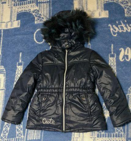 Куртка зимняя, парка, пуховик, Coccodrillo (как reima, lenne)p.116-110