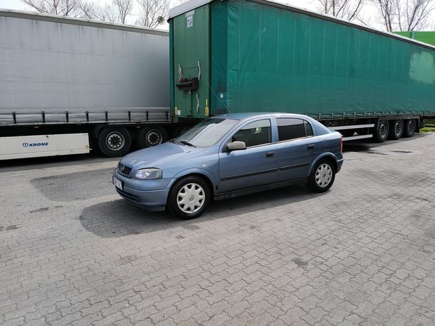 Opel Astra G ll 1.6 bezyna+lpg