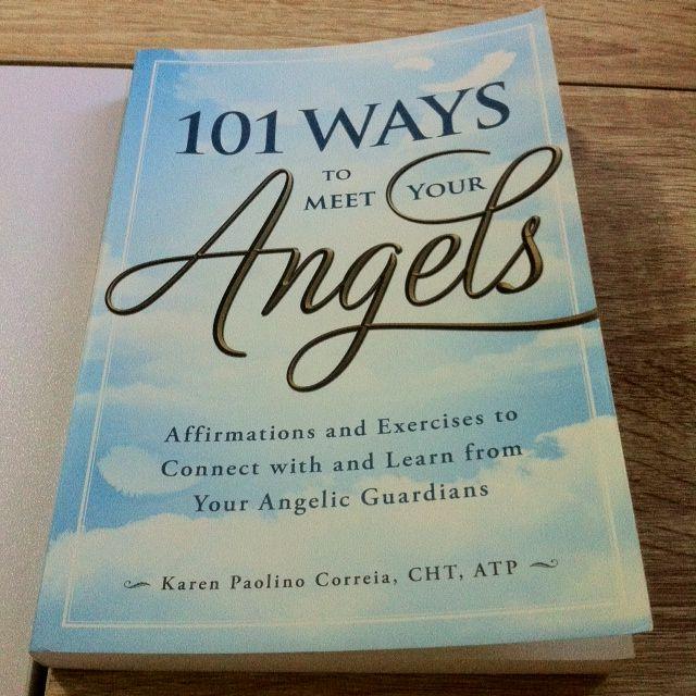 Livro 101 maneiras de conhecer os anjos - 101 ways to meet your angels Tondela E Nandufe - imagem 1